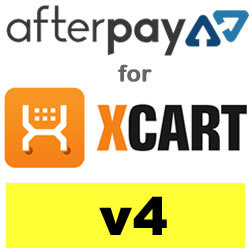 Afterpay for X-Cart 4