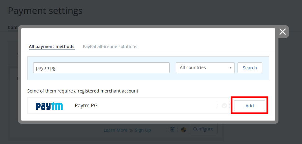 paytm payment module for x-cart ecommerce store