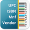 UPC/ISBN and Mnf#/Vendor# fields