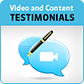 Video and Content Testimonial - Summer Sale discount