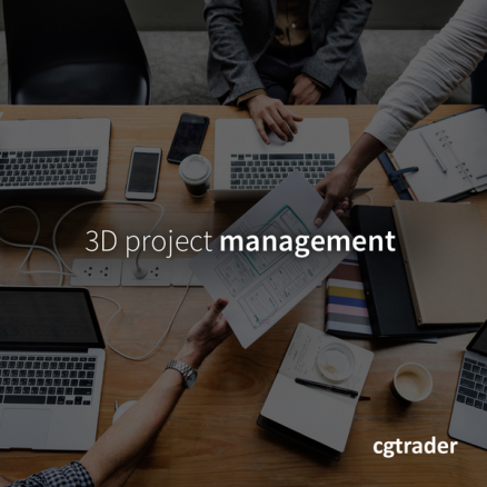 3D Modeling Services by CGTrader