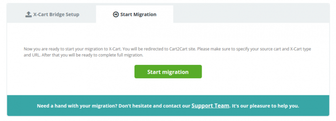 Migrate Data from BigСommerce to X-Cart
