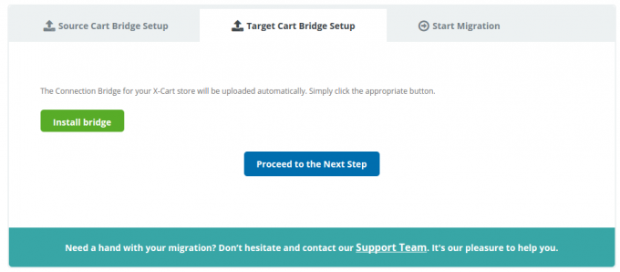 Migrate Data to X-Cart