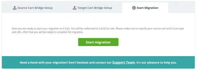 Migrate Data from PrestaShop to X-Cart