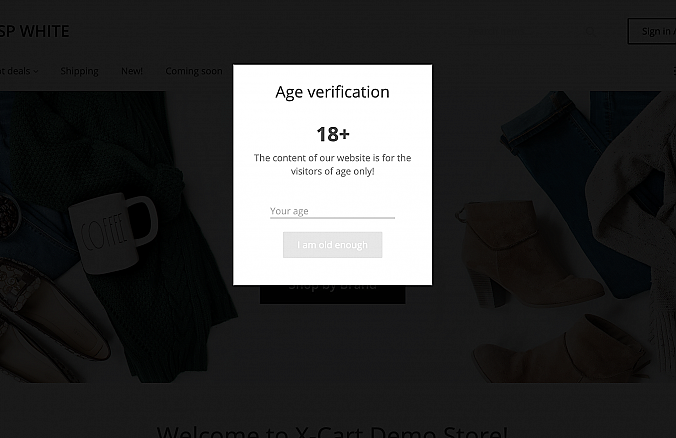Age Verification